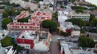 Playa Del Carmen 5th avenue (Safe, Happy, Friendly, and Warm). Drone Mavic Pro (15)