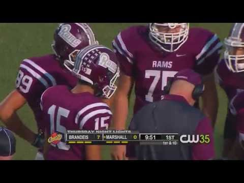 Thursday Night Lights 2016 Game 6 -San Antonio-