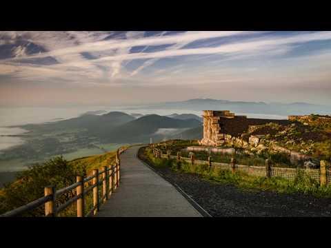Auvergne - Timelapse 4k