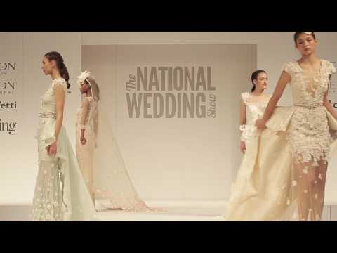 Elizabeth Bessant - National Wedding Show 2017