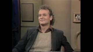 Bill Murray on Letterman, May 31, 1984