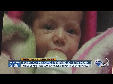 11: Baby death case reopened, dad accused of murder