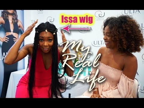 """MY REAL LIFE   EP 27 - My New """"Sister"""" Tattoo + Gabrielle Union Met With Me!"""