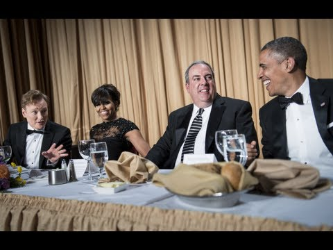Press Gets Cozy at White House Correspondents Dinner