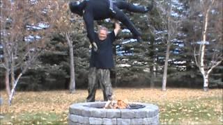 Halloween 2012, Werewolf in Disquise HD