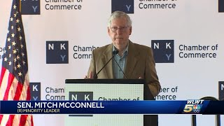 Sen. Mitch McConnell: Bipartisan infrastructure bill stands 'decent chance' of coming together
