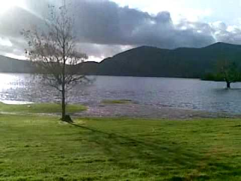 Killarney Golf Club Flooding Dec 2009