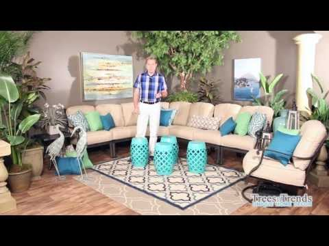 DreamCoast Madison Sectional Patio Furniture Overview