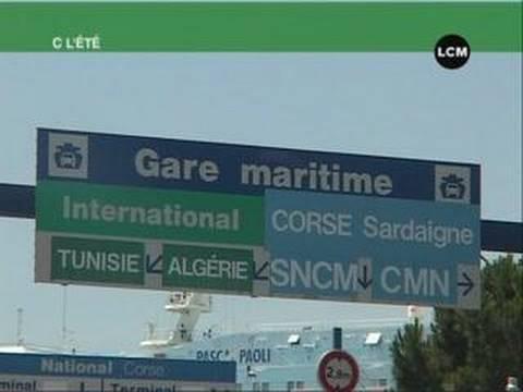 La Gare maritime de Marseille
