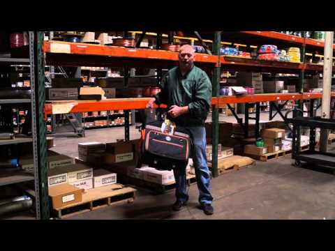 CED Omaha's Weekly Wire: Klein Tools Tradesman Pro Organizer Rolling Tool Bag