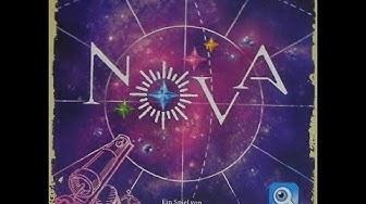 Special - Die Spieleautorin Andrea Boennen erklärt uns ihr Spiel Nova - Die Brettspieltester