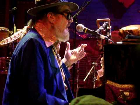 Dr John at House Of Blues 12-28-2009 Back to New Orleans