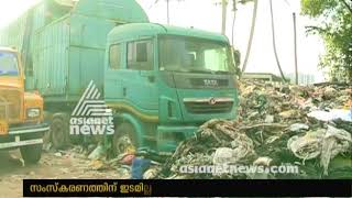 Kerala Flood 2018: Waste disposal becomes a mess in Ernakulam