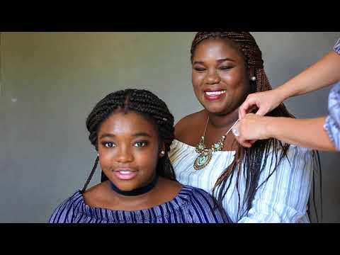Delna and Talia - Mother Daughter Glamour Session Miami