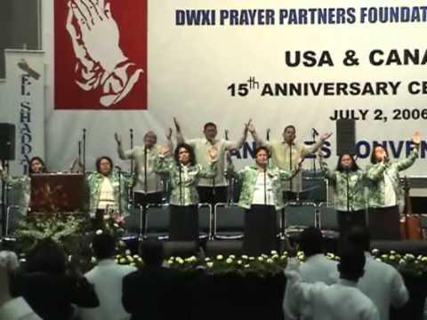 El Shaddai Chicago Chapter at L.A.'s 15th Anniversary