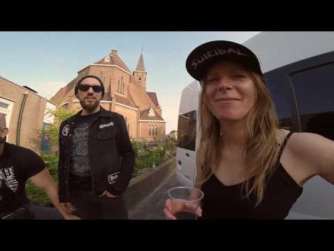 EARTH SHIP - Hollowed Tour Recap with MAMMOTH STORM and HIGH FIGHTER | Napalm Records