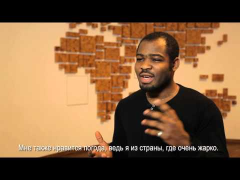 Abdullahi from Nigeria talks about studies in Lithuania