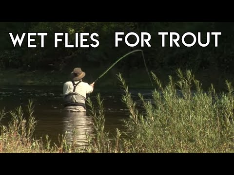 Wet Fly Basics For Trout