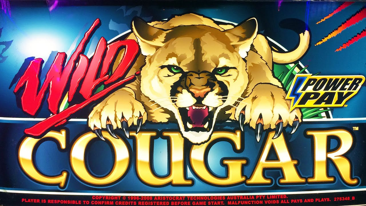 Wild cougar slots hollyhock rosy roulette