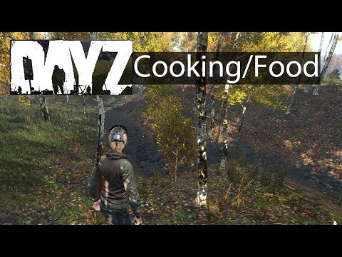 DayZ Xbox One Gameplay Fire, Cooking, Chickens & Food Management Guide