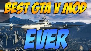 "GTA V - ""Menyoo"" Mods w/ Jimmy #4 