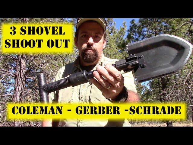 Coleman Folding Shovel