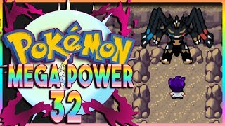 Pokemon Mega Power ( Rom Hack ) Part 32 PERFECT CELL UH ZYGARDE!  - Gameplay Walkthrough