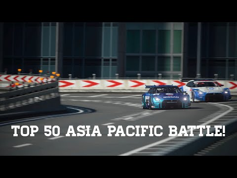 GT Sport - Daily Race C: Tokyo Expressway - South Souter Loop - Asia Pacific Battle / Thrustmaster