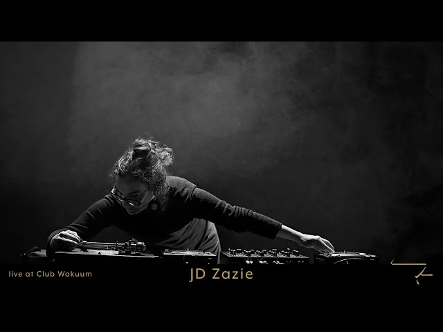 JD Zazie @ Interpenetration 1.9.9 (second set)