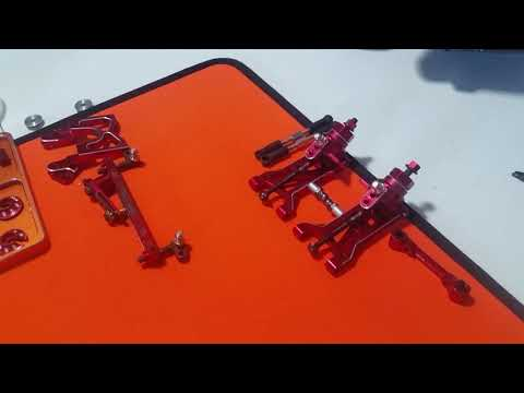 Oryon rc eagle racing grt breakdown Part1