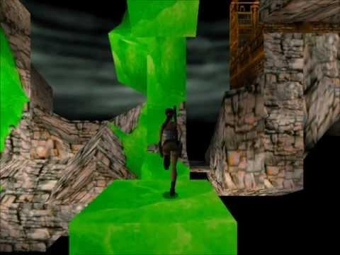 Tomb Raider 2 Walkthrough Level 16 Floating Islands