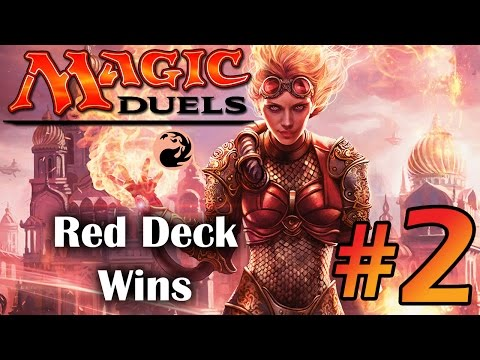 Magic Duels | Red Deck Wins #2