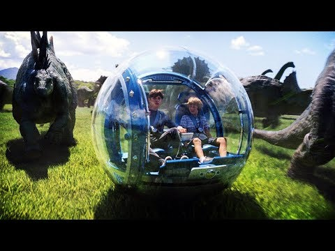 BUILDING THE BEST DINOSAUR PARK | Jurassic World: Evolution Speculation