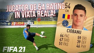 ARE DOAR 54 RATING IN FIFA 21, DAR IN REALITATE ESTE O BESTIE!!!