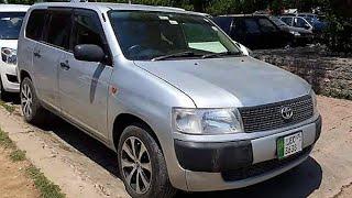 Toyota Probox GL 2008 | Complete Review