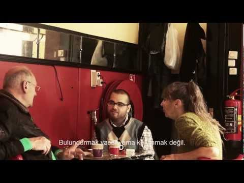 Ganjaland: A Documentary About Amsterdam's Famous Coffeeshops - a film by Emre Tuncel
