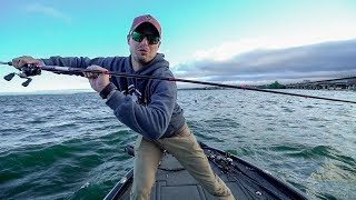 Two Idiots go Bass Fishing..