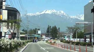 NORTHERN JAPAN ALPS MOUNTAIN RANGE ***