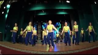Отчетный концерт студии ТАНЦА ОЛИВИЯ. Г семей.флешмоб. выход всех.