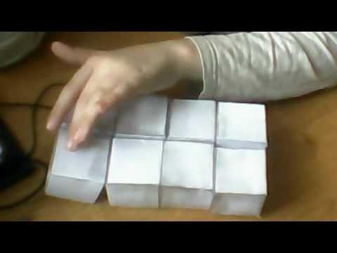 как зделать Йошимото куб