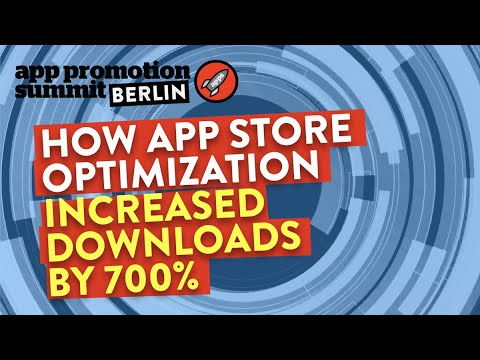 How App Store Optimization Increased Downloads by 700%