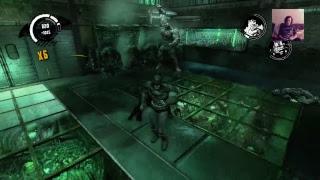 Andy plays Batman: Return to Arkham Asylum (Part 2)