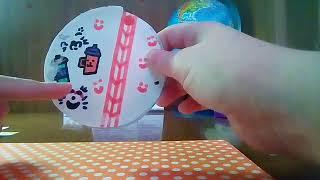 Видео для Ирины Иваницкой! Распаковываю самодельный шарик L.O.L. девочки животные.