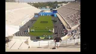 Панафинейский стадион. Греция