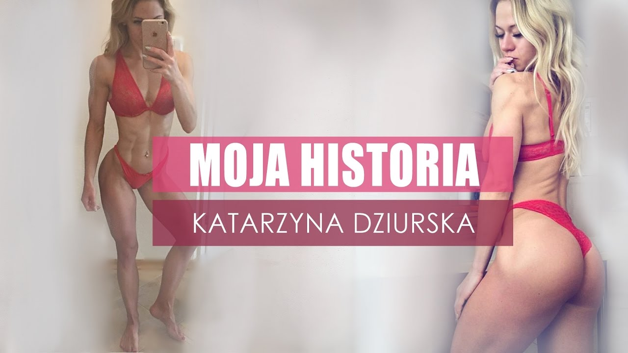 MOJA HISTORIA | Kasia Dziurska - Mistrzyni Europy w Bikini Fitness