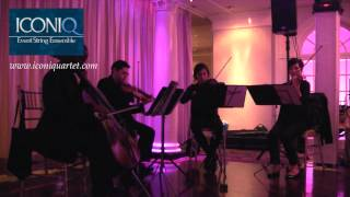 iconiQ String Quartet - Wedding March, Mendelssohn