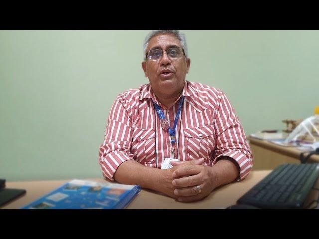 Esclarecimentos - Luiz Carlos (gestor pedagógico)