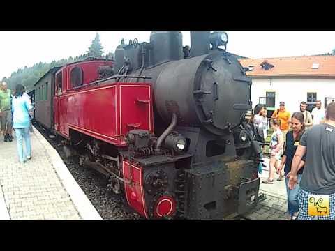 Railway Čierny Balog, železnica