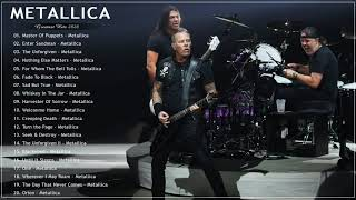 Metallica Greatest Hits 2019 - Top Metal Songs Of Metallica
