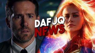 Co sądzę o Captain Marvel? (bez spoilerów) Aquaman 2 i nowy Matrix?